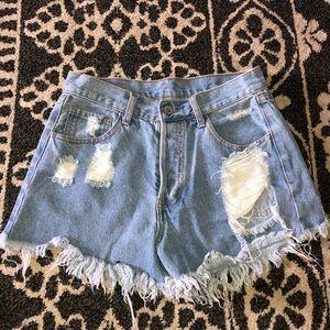 J. Galt Shorts!
